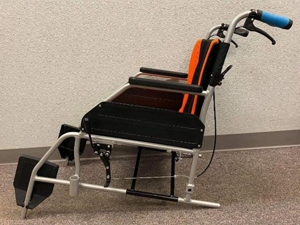 WheelEEZ® TZ Chair Frame