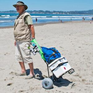 Wheeleez Beach Cart Folding Mini