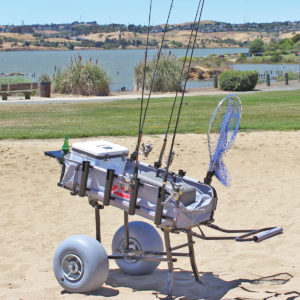 Wheeleez Fishing Cart Conversion Kit