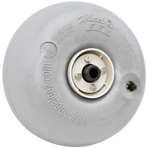 24cm PU Beach Wheel Replacement Parts