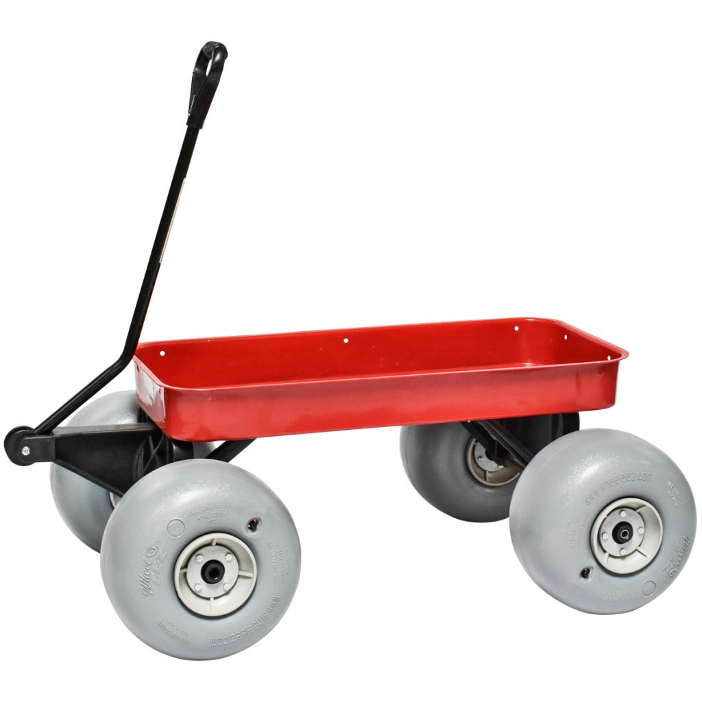Wagon Conversion Kit with 30cm Wheels