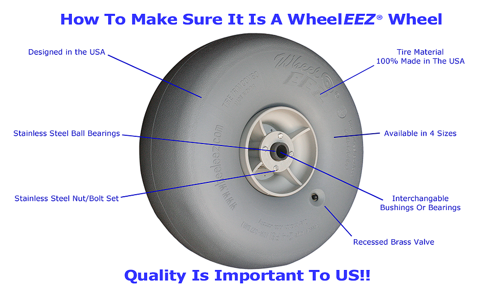 How to Make Sure It Is A Wheeleez Wheel