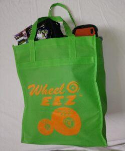 Wheeleez Logo Beach Tote