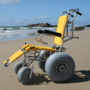 Wheeleez SandPiper Beach Wheelchair