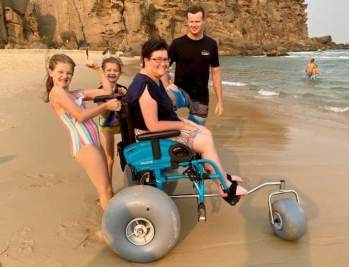 Start planning your outdoor adventures now and enhance your lifestyle…with the WheelEEZ® All-Terrain/ Beach Wheelchair Kit